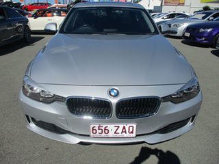 2012 BMW 328i F30 Silver 8 Speed Sports Automatic Sedan