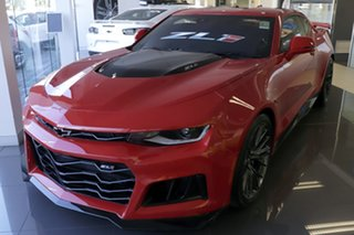 2019 Chevrolet Camaro MY19 ZL1 Red Hot 10 Speed Sports Automatic Coupe.