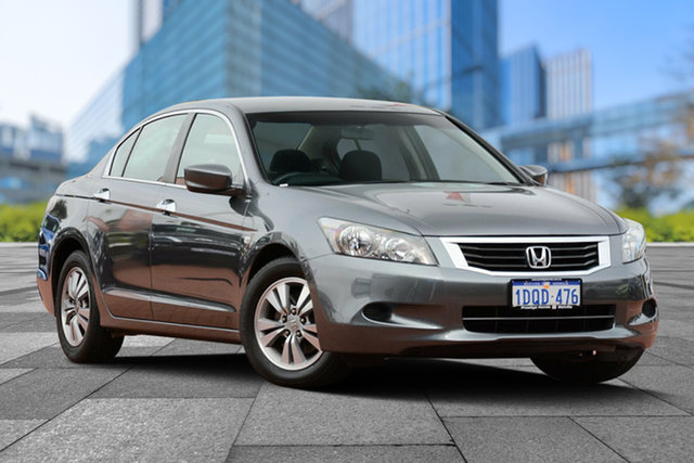Used Honda Accord 8th Gen MY10 VTi, 2011 Honda Accord 8th Gen MY10 VTi Grey 5 Speed Sports Automatic Sedan