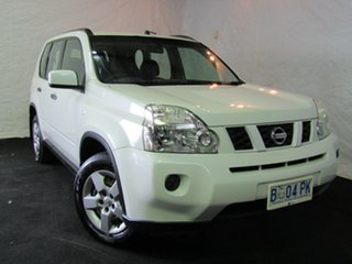 2009 Nissan X-Trail T31 ST White 1 Speed Constant Variable Wagon.