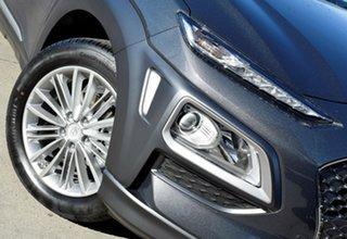 2019 Hyundai Kona OS.2 MY19 Elite 2WD Dark Knight 6 Speed Sports Automatic Wagon.