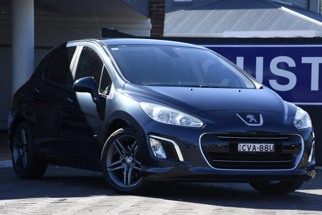 Used Peugeot 308  , 2013 Peugeot 308 Blue Automatic