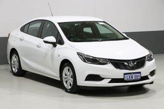 2017 Holden Astra BL MY17 LS Plus White 6 Speed Automatic Sedan