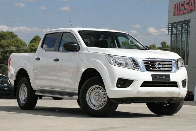 New Nissan Navara D23 S3 SL, 2019 Nissan Navara D23 S3 SL Polar White 7 Speed Sports Automatic Utility