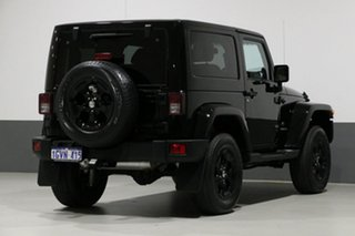 2013 Jeep Wrangler JK MY13 Overland (4x4) Black 5 Speed Automatic Hardtop