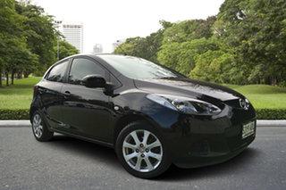 2009 Mazda 2 DE10Y1 Neo Black 4 Speed Automatic Hatchback.