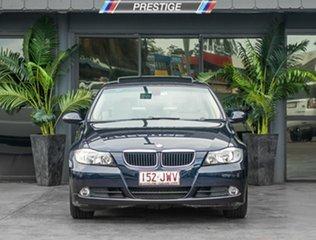 2006 BMW 320i E90 Steptronic Blue 6 Speed Automatic Sedan.