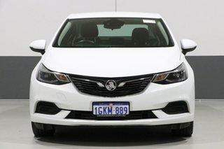 2017 Holden Astra BL MY17 LS Plus White 6 Speed Automatic Sedan.