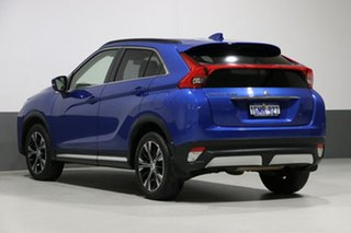 2018 Mitsubishi Eclipse Cross YA LS (2WD) Lightning Blue Continuous Variable Wagon