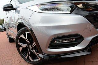 2018 Honda HR-V MY18 RS Lunar Silver 1 Speed Constant Variable Hatchback.