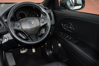 2018 Honda HR-V MY18 RS Lunar Silver 1 Speed Constant Variable Hatchback