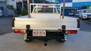 Holden Colorado RG MY14 LX 4x2 White 6 speed Manual Cab Chassis
