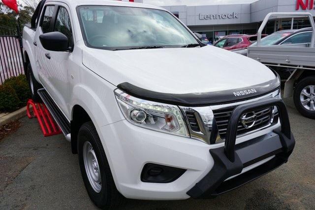 New Nissan Navara D23 S3 SL, 2018 Nissan Navara D23 S3 SL Polar White 7 Speed Sports Automatic Utility