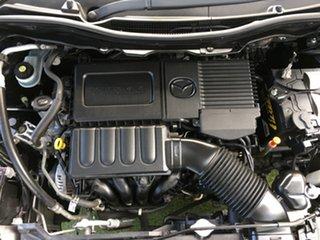2009 Mazda 2 DE10Y1 Neo Black 4 Speed Automatic Hatchback