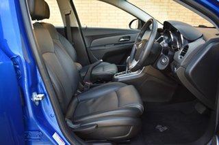 2010 Holden Cruze JG CDX Blue 6 Speed Sports Automatic Sedan