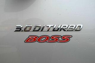 2010 Mazda BT-50 09 Upgrade Boss B3000 SDX (4x4) Silver 5 Speed Manual Dual Cab Pick-up