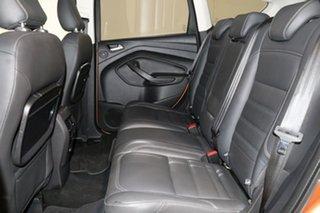 2017 Ford Escape ZG Titanium (AWD) Orange 6 Speed Automatic Wagon