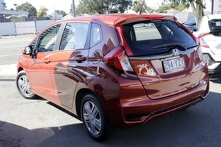 2019 Honda Jazz GF MY20 VTi Phoenix Orange 1 Speed Constant Variable Hatchback.