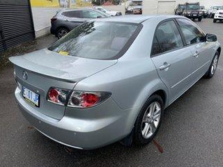 2007 Mazda 6 GG1032 MY07 Sports Silver 5 Speed Sports Automatic Sedan