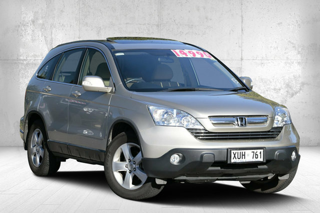 Used Honda CR-V RE MY2007 Sport 4WD, 2007 Honda CR-V RE MY2007 Sport 4WD Satellite Mist 5 Speed Automatic Wagon