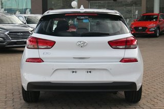 2020 Hyundai i30 PD2 MY20 Active SmartSense Polar White 6 Speed Automatic Hatchback