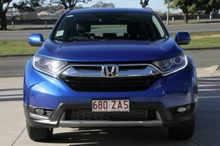 2018 Honda CR-V RW MY19 VTi-E FWD Blue 1 Speed Constant Variable Wagon