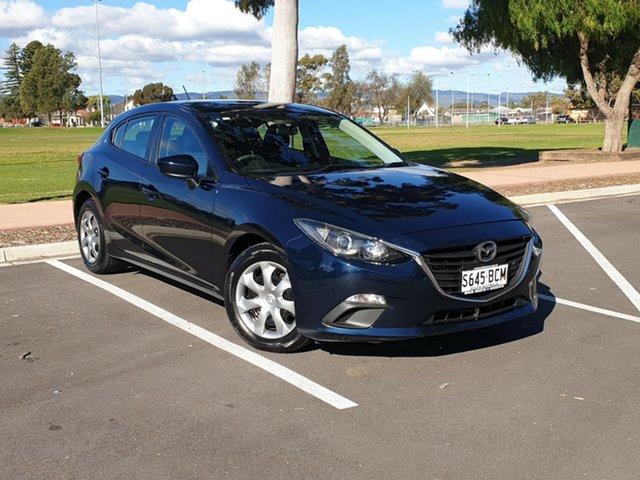 Used Mazda 3 BM5478 Neo SKYACTIV-Drive, 2014 Mazda 3 BM5478 Neo SKYACTIV-Drive Blue 6 Speed Sports Automatic Hatchback
