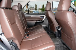 2015 Toyota Fortuner GUN156R Crusade Brown 6 Speed Automatic Wagon