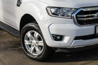 2018 Ford Ranger PX MkIII 2019.00MY XLT Pick-up Double Cab 4x2 Hi-Rider White 6 Speed.