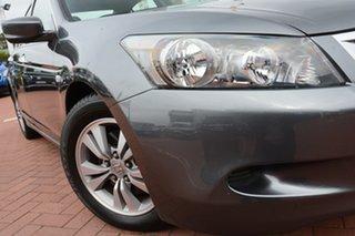 2011 Honda Accord 8th Gen MY10 VTi Grey 5 Speed Sports Automatic Sedan.