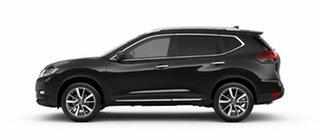 2019 Nissan X-Trail T32 Series II Ti X-tronic 4WD Diamond Black 7 Speed Constant Variable Wagon