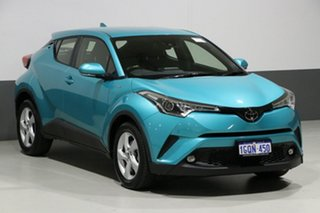 2018 Toyota C-HR NGX10R Update (2WD) Blue Continuous Variable Wagon