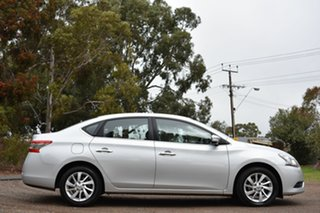 2013 Nissan Pulsar B17 ST Silver 6 Speed Manual Sedan.