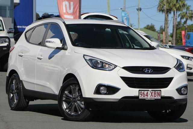 Used Hyundai ix35 LM3 MY15 SE, 2014 Hyundai ix35 LM3 MY15 SE White 6 Speed Sports Automatic Wagon