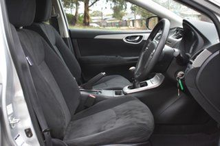 2013 Nissan Pulsar B17 ST Silver 6 Speed Manual Sedan