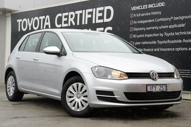 Used Volkswagen Golf VII MY16 92TSI DSG Comfortline, 2016 Volkswagen Golf VII MY16 92TSI DSG Comfortline 7 Speed Sports Automatic Dual Clutch Hatchback