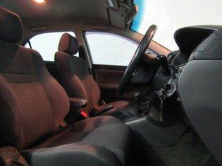 2005 Toyota Corolla ZZE122R 5Y Ascent White 4 Speed Automatic Sedan
