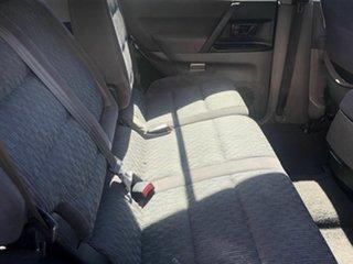 2005 Mitsubishi Pajero GLX Blue 4 Speed Automatic Wagon