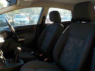 2010 Ford Fiesta WT LX Purple 5 Speed Manual Sedan