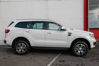 2018 Ford Everest UA II 2019.00MY Trend RWD White 10 Speed Sports Automatic Wagon.