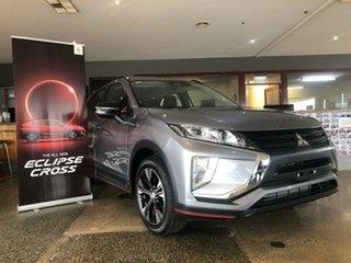 2018 Mitsubishi Eclipse Cross YA MY18 ES 2WD Grey 8 Speed Constant Variable Wagon.