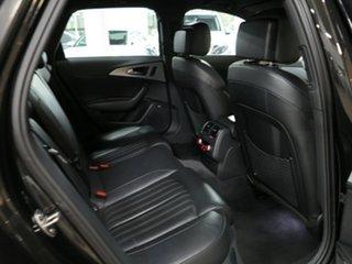 2012 Audi A6 4G Avant Multitronic Black 1 Speed Constant Variable Wagon