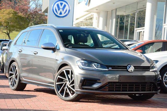 New Volkswagen Golf 7.5 MY20 R DSG 4MOTION Moorabbin, 2020 Volkswagen Golf 7.5 MY20 R DSG 4MOTION Grey 7 Speed Sports Automatic Dual Clutch Wagon