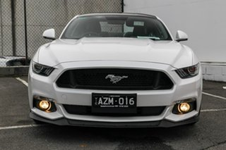 2017 Ford Mustang FM 2017MY GT Fastback SelectShift White 6 Speed Sports Automatic Fastback