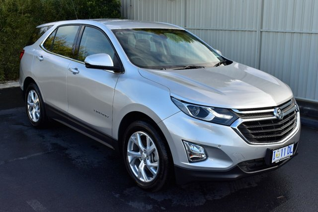Demo Holden Equinox EQ MY18 LT FWD, 2018 Holden Equinox EQ MY18 LT FWD Nitrate 6 Speed Sports Automatic Wagon