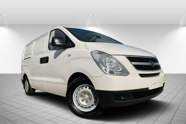 Used Hyundai iLOAD TQ2-V MY14 , 2014 Hyundai iLOAD TQ2-V MY14 White 5 Speed Automatic Van