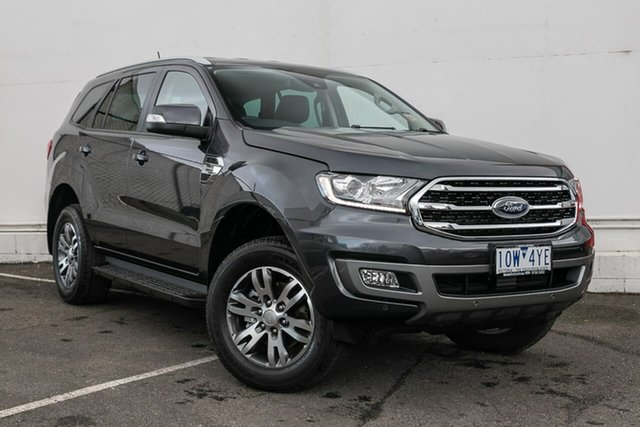 Used Ford Everest UA II 2019.00MY Trend 4WD, 2019 Ford Everest UA II 2019.00MY Trend 4WD Grey 10 Speed Sports Automatic Wagon