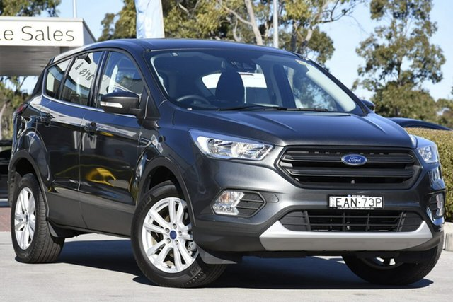 Used Ford Escape ZG 2019.25MY Ambiente 2WD, 2018 Ford Escape ZG 2019.25MY Ambiente 2WD Charcoal 6 Speed Sports Automatic SUV
