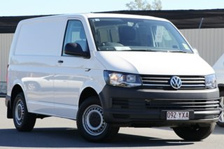 2019 Volkswagen Transporter T6 MY19 TDI340 SWB DSG Candy White 7 Speed Sports Automatic Dual Clutch.