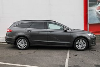2017 Ford Mondeo MD 2017.00MY Trend PwrShift Grey 6 Speed Sports Automatic Dual Clutch Wagon.